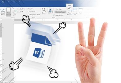 3 วิธีง่ายๆช่วยลดขนาดไฟล์เอกสารของ Microsoft Word