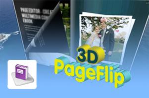 3D PageFlip