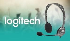 LogitechStereo Headset H111