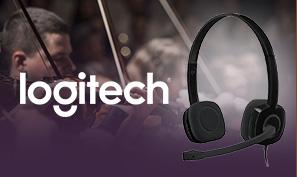 LogitechStereo Headset H151
