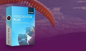 Movavi Video Editor Plus โปรแกรมตัดต่อวีดีโอ