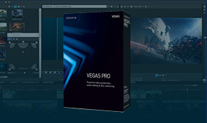 VEGAS Pro 16 (1 License / 1 User)