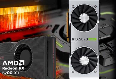 ซื้อการ์ดจอใหม่ AMD Radeon RX 5700 XT หรือ Nvidia GeForce RTX 2070 Super ดี?