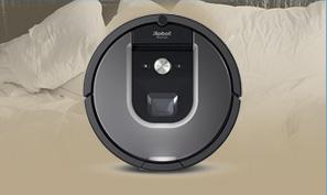 iRobot Roomba 670 หุ่นยนต์ดูดฝุ่นสั่งงานผ่าน WiFi