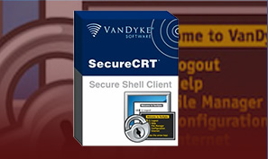 SecureCRT - Client Licenses โปรแกรมป้องกันการขโมย