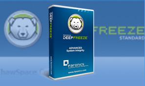 Deep Freeze โปรแกรมแช่แข็ง Harddisk