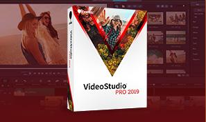 VideoStudio Pro 2019 โปรแกรมตัดต่อวีดีโอ แก้ไขวีดีโอ คุณภาพสูง