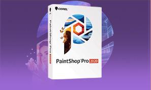 PaintShop Pro 2020 PaintShop โปรแกรมตกแต่งตัดต่อภาพ