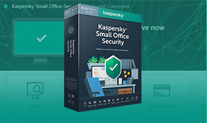 Kaspersky Small Office Security สุดยอดโปรแกรมแอนตี้ไวรัสสำหรับ SME