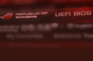 วิธีเข้า BIOS, UEFI