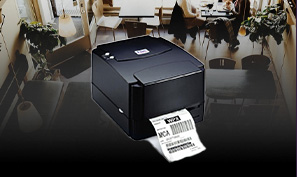 BarcodePrinter TSC TTP244 PRO