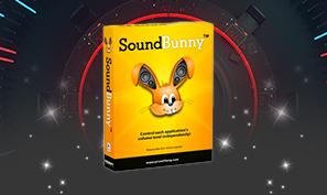 SoundBunnyโปรแกรมควบคุมเสียงสำหรับ Mac