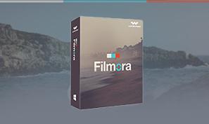 Wondershare Filmora โปรแกรมตัดต่อวีดีโอสำหรับ Mac