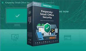 Kaspersky Small Office Security for 5 PCs + 1 Server