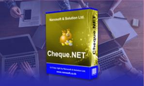 Nanosoft Cheque.NET